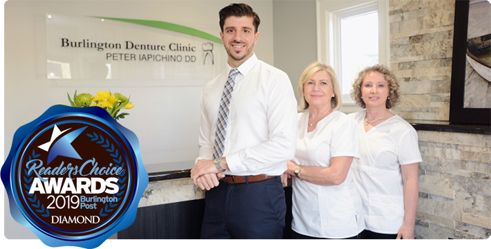 Denture Staff Serving Waterdown Area